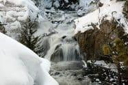 Firehole Falls, Yellowstone National Park