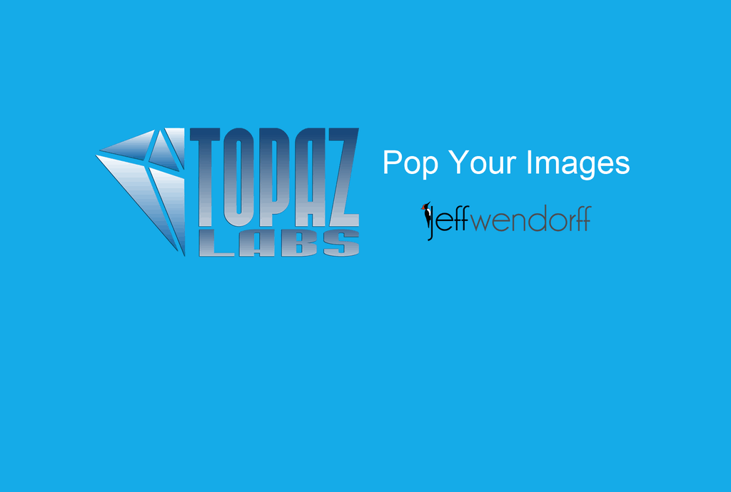 Make Your Images Pop – Using Software Plugins