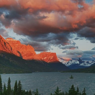 Glacier National Park Landscape Photography Heaven