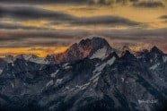 Bugaboo Mountain Peak