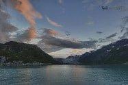 Reid Glacier - Glacier Bay Alaska photographed by Jeff Wendorff