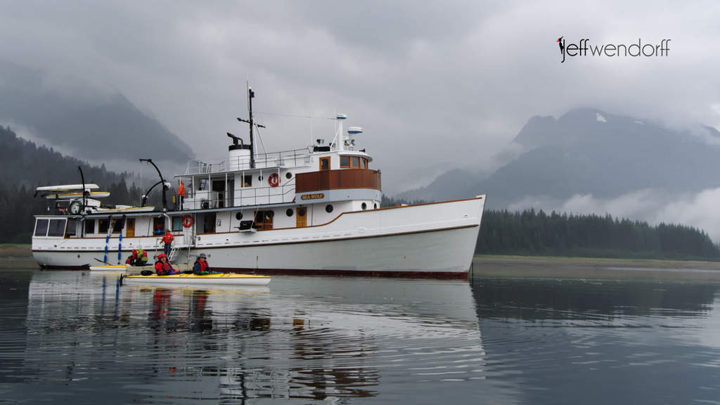 Photographing Glacier Bay Alaska – A Trip Report