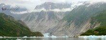 McBride Glacier, Glacier Bay Alaska photographed by Jeff Wendorff