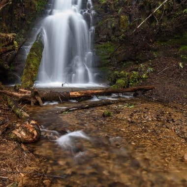 Photography Tip – Shooting a Waterfall