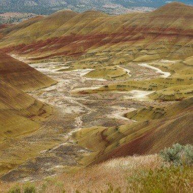 Seven Wonders of Oregon – Painted Hills