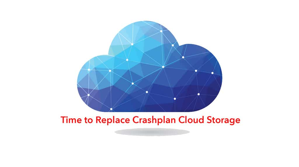 CrashPlan Cloud Home Backup Discontinued