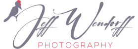 Jeff Wendorff Photography Logo