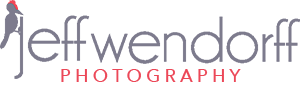 Jeff Wendorff Photography Logo
