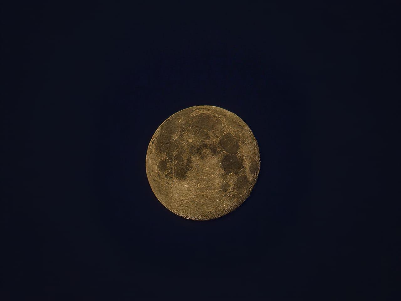 P1000 Lunar Photography 1000mm Jeff Wendorff