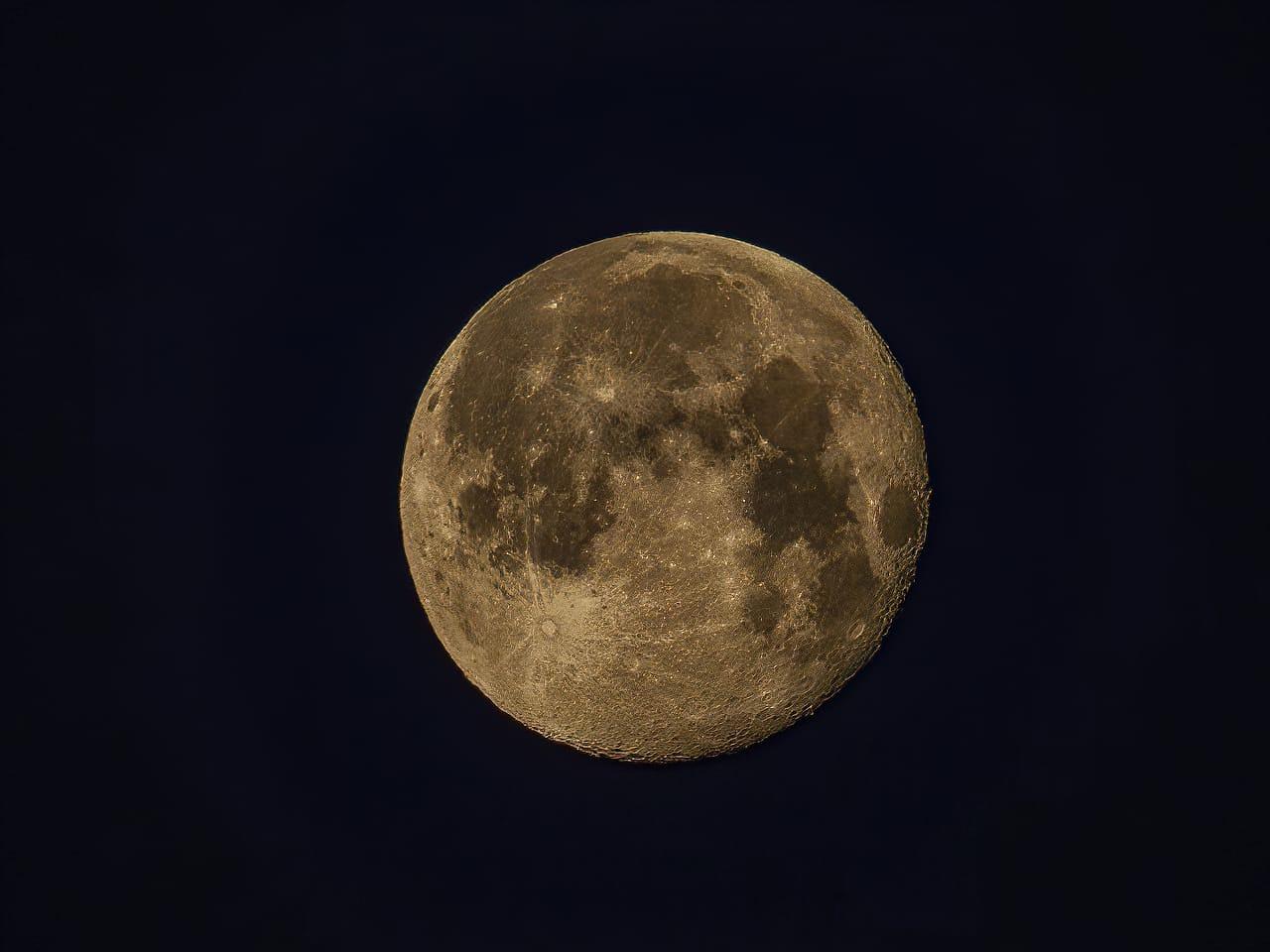 P1000 Lunar Photography 1500mm Keff Wendorff 1
